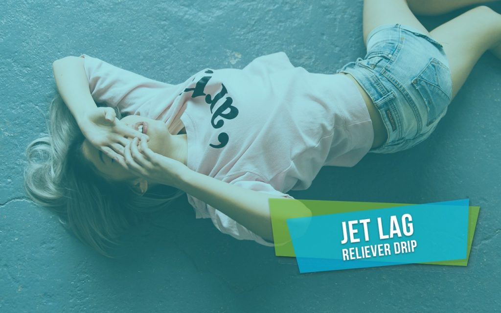 Jet Lag Reliever Drip