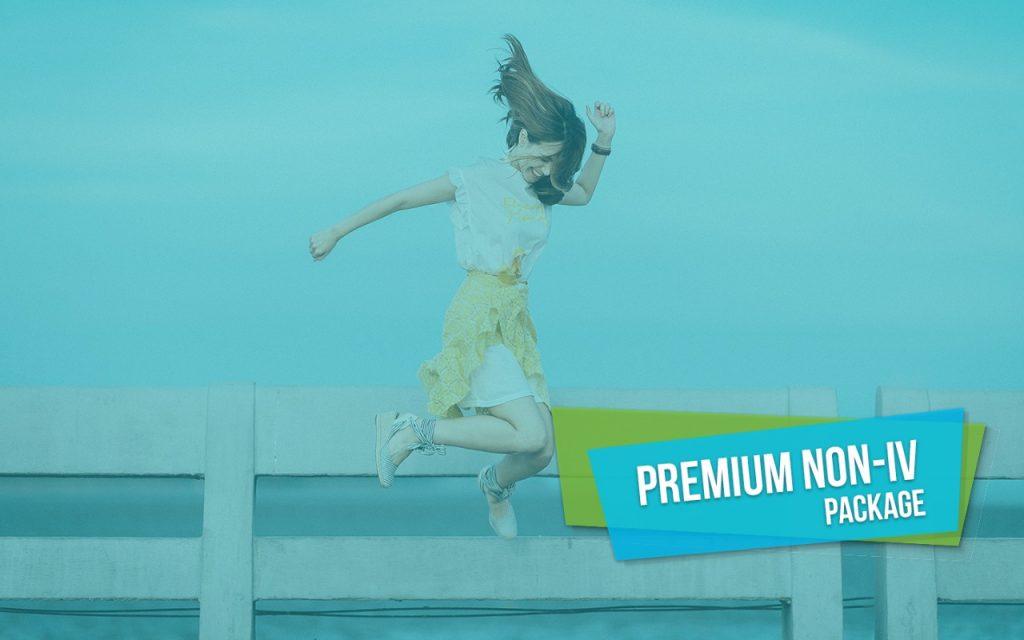 Premium Non-IV Package