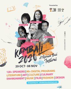 Headliners of KEMBALI 2020